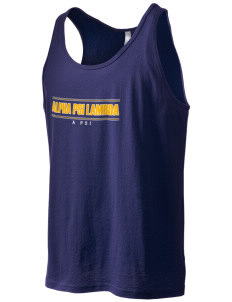 Alpha Psi Lambda Men's Jersey Tank
