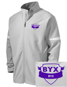 Beta Upsilon Chi Holloway Embroidered Men's Radius Zip Front Jacket