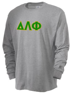 Delta Lambda Phi  Russell Men's Long Sleeve T-Shirt