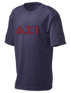 Delta Sigma Iota  Holloway Kid's Zoom Performance T-Shirt