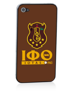 Iota Phi Theta Apple iPhone 4/4S Skin