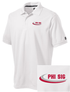 Phi Sigma Kappa Embroidered OGIO Men's Caliber Polo
