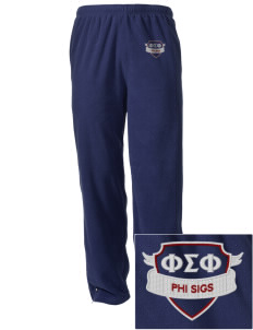 Phi Sigma Phi Embroidered Holloway Men's Flash Warmup Pants