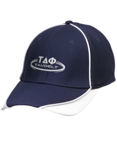 Tau Delta Phi Embroidered New Era Contrast Piped Performance Cap