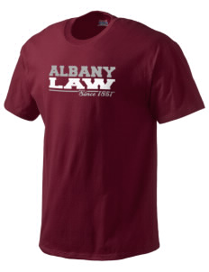 Albany Law School of Union University University Hanes Men's T-Shirt