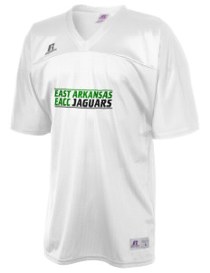 East Arkansas Community College Jaguars  Russell Men's Replica Football Jersey