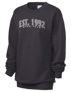 High-Tech Institute est. 1992 Unisex 7.8 oz Lightweight Crewneck Sweatshirt