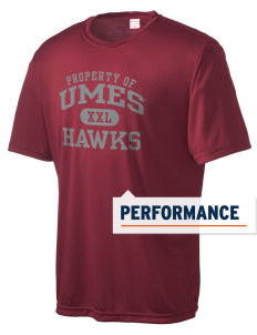 University of Maryland Eastern Shore Hawks Men's Competitor Performance T-Shirt