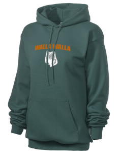 Walla Walla University Wolves Unisex 7.8 oz Lightweight Hooded Sweatshirt