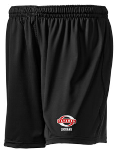 "Catawba College Indians Embroidered Holloway Women's Performance Shorts, 5"" Inseam"