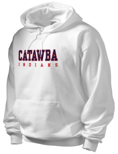 Catawba College Indians Men's Hooded Sweatshirt