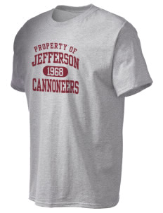 Jefferson Community College  Cannoneers Men's Essential T-Shirt