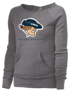Dallas Baptist University Patriots Alternative Women's Maniac Sweatshirt