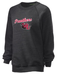 Davenport University Panthers Unisex Alternative Eco-Fleece Raglan Sweatshirt