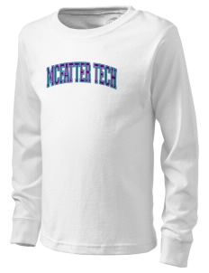 McFatter Technical Center Davie  Kid's Long Sleeve T-Shirt