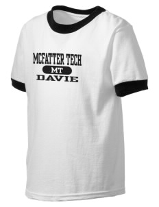 McFatter Technical Center Davie Kid's Ringer T-Shirt