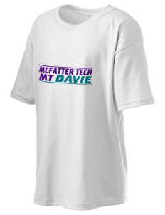 McFatter Technical Center Davie Kid's 6.1 oz Ultra Cotton T-Shirt