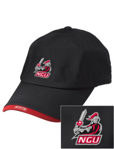 North Greenville University Crusaders Embroidered OGIO X-Over Cap