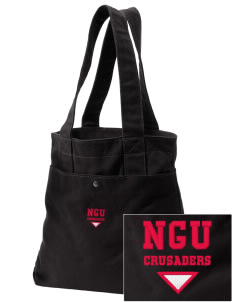 North Greenville University Crusaders Embroidered Alternative The Berkeley Tote
