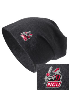 North Greenville University Crusaders Embroidered Slouch Beanie