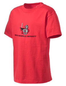 North Greenville University Crusaders Kid's Essential T-Shirt