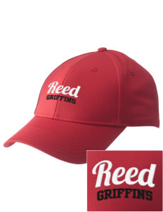 Reed College Griffins  Embroidered New Era Adjustable Structured Cap