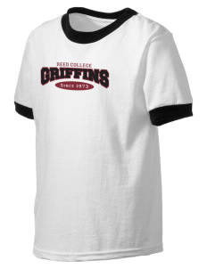 Reed College Griffins Kid's Ringer T-Shirt