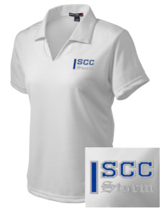 Southeast Community College Beatrice Storm Embroidered Women's Dri Mesh Polo