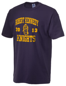 Robert Kennedy Elementary School Knights  Russell Men's NuBlend T-Shirt