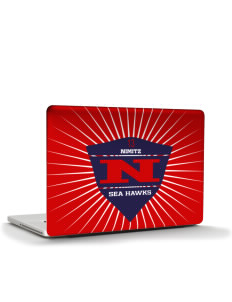 "Nimitz Middle School Sea Hawks Apple MacBook Pro 17"" & PowerBook 17"" Skin"