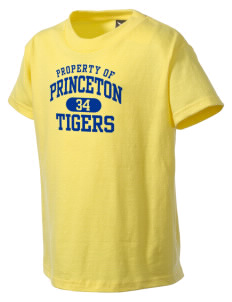 Princeton Elementary School Tigers Kid's T-Shirt