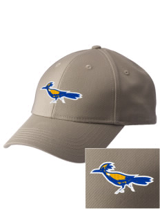 Buttonwillow Elementary School Roadrunners  Embroidered New Era Adjustable Structured Cap
