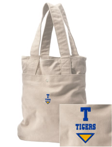 Terrace Elementary School Tigers Embroidered Alternative The Berkeley Tote