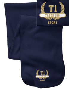 Tabor 100 Sport  Embroidered Extra Long Fleece Scarf