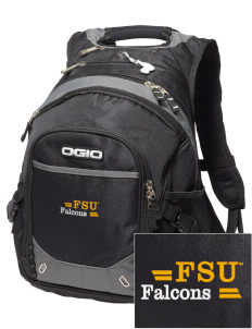 Fairmont State University Falcons Embroidered OGIO Fugitive Backpack