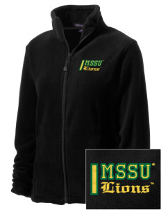 Missouri Southern State University Lions Embroidered Women's Wintercept Fleece Full-Zip Jacket