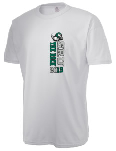 Slippery Rock University The Rock  Russell Men's NuBlend T-Shirt