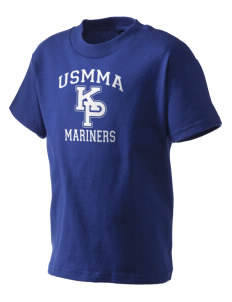 United States Merchant Marine Academy Mariners Kid's T-Shirt