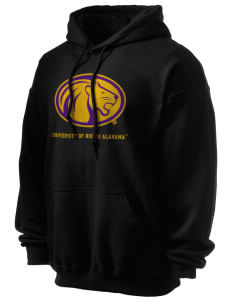 University of North Alabama Lions Ultra Blend 50/50 Hooded Sweatshirt