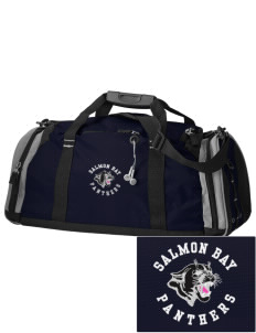 Salmon Bay Panthers Embroidered OGIO All Terrain Duffel