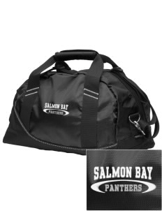 Salmon Bay Panthers Embroidered OGIO Half Dome Duffel