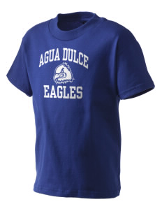 Agua Dulce Elementary School Eagles Kid's T-Shirt