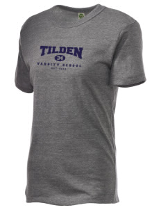 Tilden School School Alternative Unisex Eco Heather T-Shirt