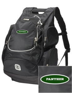 Mesa Verde Elementary School Panther  Embroidered OGIO Bounty Hunter Backpack