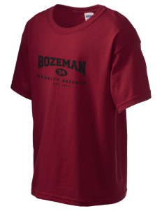 Bozeman Bozeman Kid's 6.1 oz Ultra Cotton T-Shirt