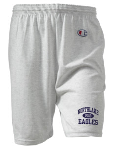 "Northlake Elementary School Eagles  Champion Women's Gym Shorts, 6"" Inseam"