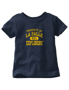 La Salle University Explorers  Toddler Jersey T-Shirt
