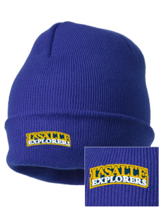 La Salle University Explorers Embroidered Knit Cap
