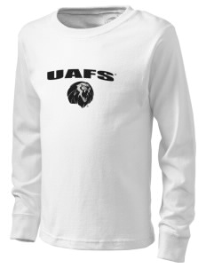 University of Arkansas - Fort Smith Lions  Kid's Long Sleeve T-Shirt