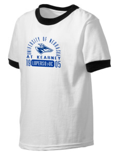 University of Nebraska at Kearney Lopers Kid's Ringer T-Shirt